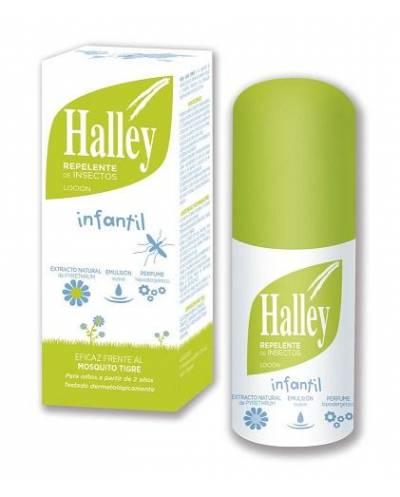 Halley Infantil Loción Repelente De Insectos 100 Ml