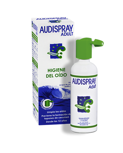 Audispray adult higiene del oido 50 ml