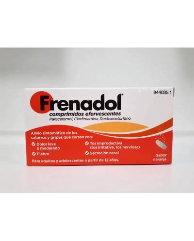 Frenadol - 10 comprimidos efervescentes