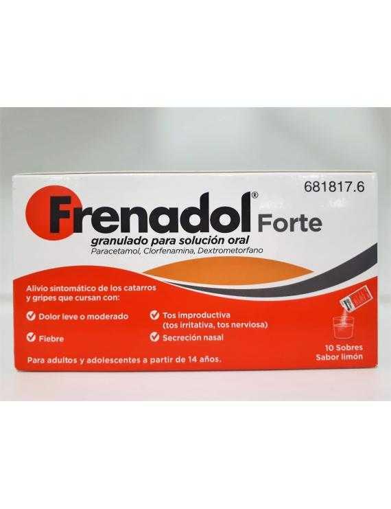 Frenadol Forte - 10 Sobres