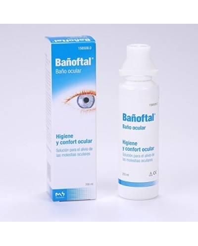 Bañoftal  200 ml