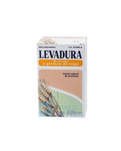 LEVADURA DE CERVEZA Y...