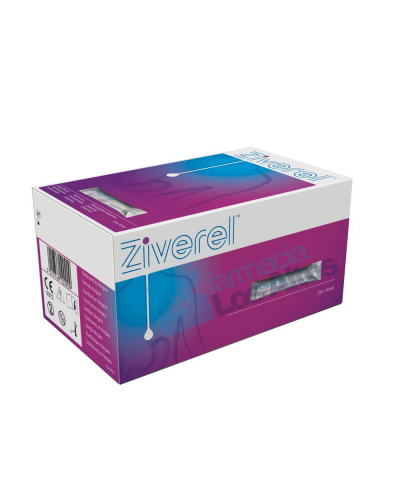Ziverel - 20 Sobres Bebibles