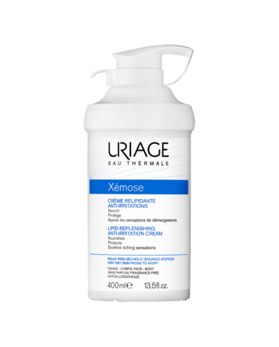 Uriage Xémose Crema Relipidizante Anti-Irritaciones 400 Ml