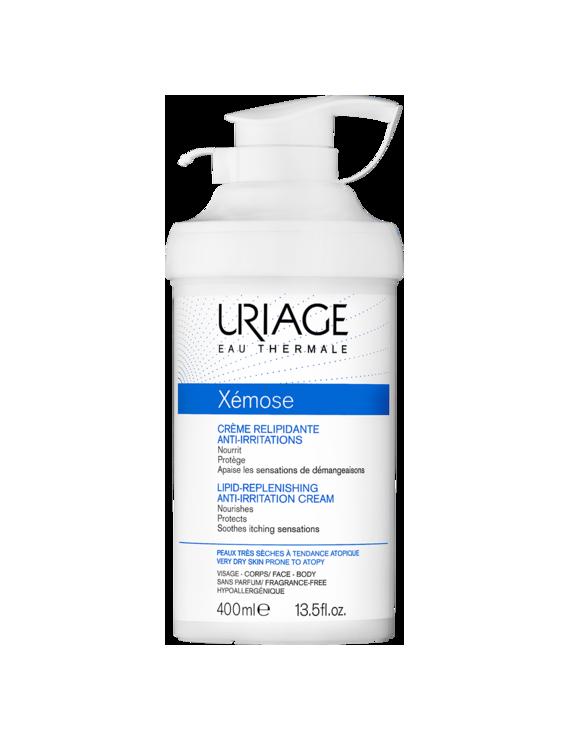 Uriage Xémose Crema Relipidizante Anti-Irritaciones 400 Ml