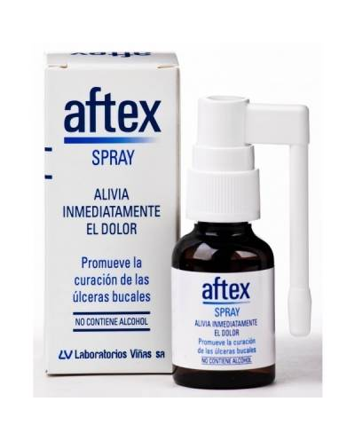 AFTEX SPRAY 20 ML