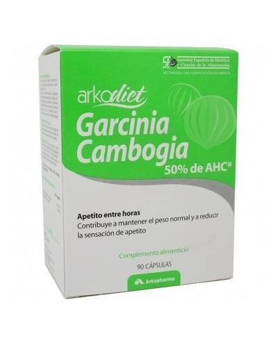 Arkodiet garcinia cambogia  90 cápsulas