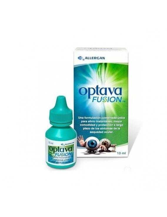 Optava - fusión - colirio - 10 ml