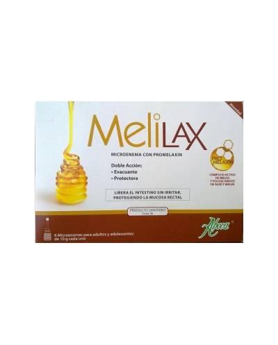 MELILAX 6 MICROENEMAS