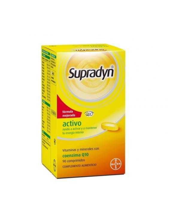 Supradyn - activo - 90 comprimidos