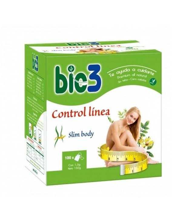 Bio3 - control línea - 100 bolsitas para infusión