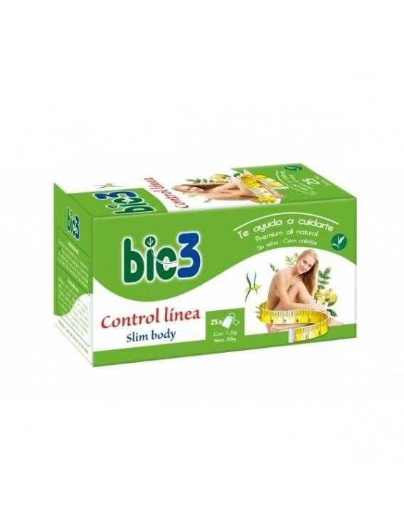 Bio3 - control de línea - 25 bolsitas para infusión