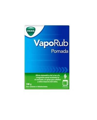 copy of VICKS VAPORUB