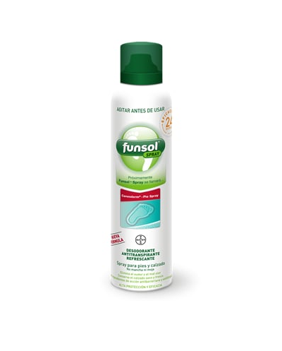 Funsol - spray - 150 ml