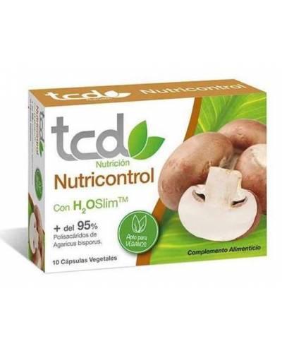 TCD nutricion nutricontrol 10 cápsulas