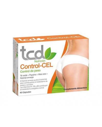 Tcd nutrición control-cel 45 cápsulas