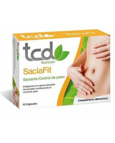 TCD nutrición saciafit 10 cápsulas