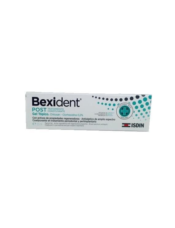 Bexident - gel tópico - post tratamiento