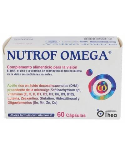 NUTROF OMEGA 36 CÁPSULAS