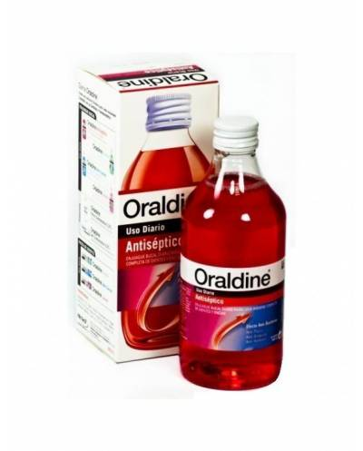 Oraldine antiséptico colutorio 400 ml