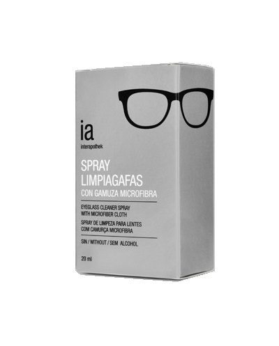 Spray limpiagafas interapothek