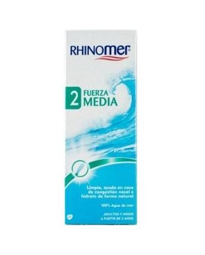 Rhinomer 2 - fuerza media - 135 ml