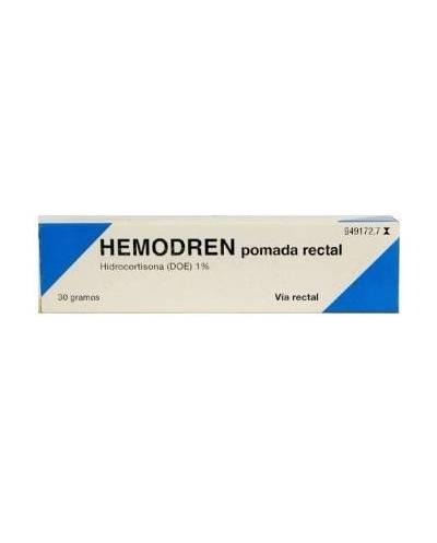 HEMODREN - POMADA RECTAL -...