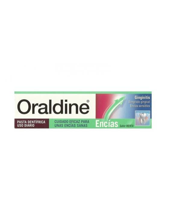 Oraldine pasta dentífrica encías 125 ml