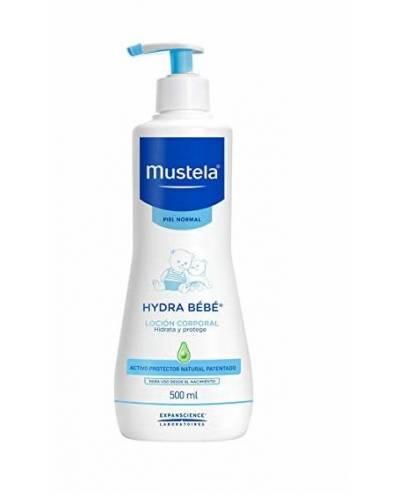 MUSTELA HYDRA BEBE  500 ML