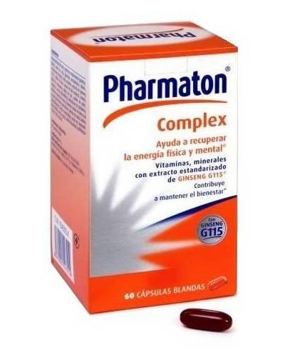 PHARMATON COMPLEX 60...