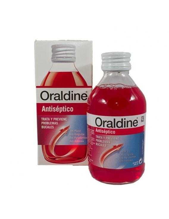 Oraldine antiséptico colutorio 200 ml