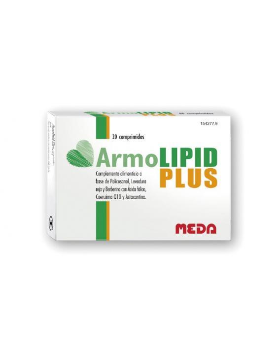 Armolipid plus - 20 comprimidos