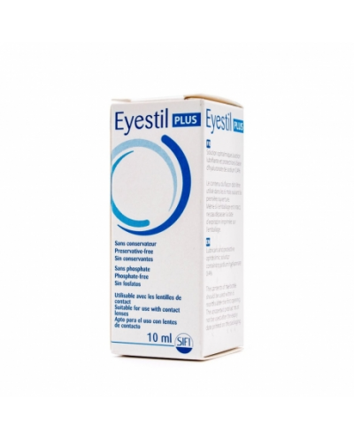 EYESTIL PLUS COLIRIO 10 ML