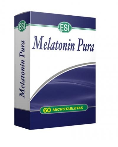 MELATONIN PURA 60 TABLETAS...