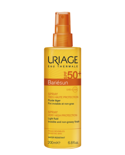 Uriage Bariesun spray spf 50+ 200 ml