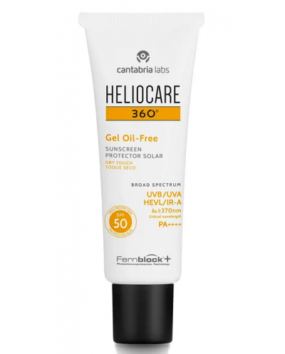 Heliocare 360 gel free 50+ 50
